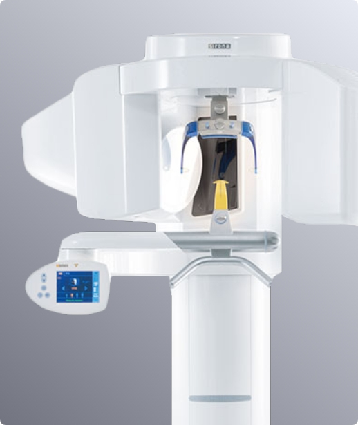 3 D C T cone beam x-ray image scanner